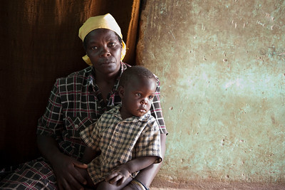 this woman cares for her daughter-in-law who is declining from HIV and TB