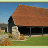 Barn at Michelham Priory