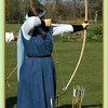 Archery at Michelham Priory