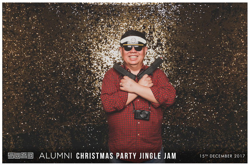 SUTD Christmas Party Jingle Jam 2017 | © www.SRSLYPhotobooth.sg