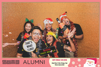 SUTD Jingle Jam 2018 | © Photography by Lionel Lin