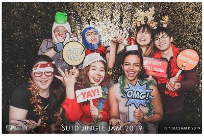 SUTD Jingle Jam 2019   © www.SRSLYPhotobooth.sg