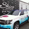 A Wish with Wings, SUV Wrap, Dallas, TX