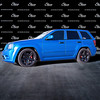 SUV Wrap; Color Change Wrap; Jeep Wrap; Dallas, TX