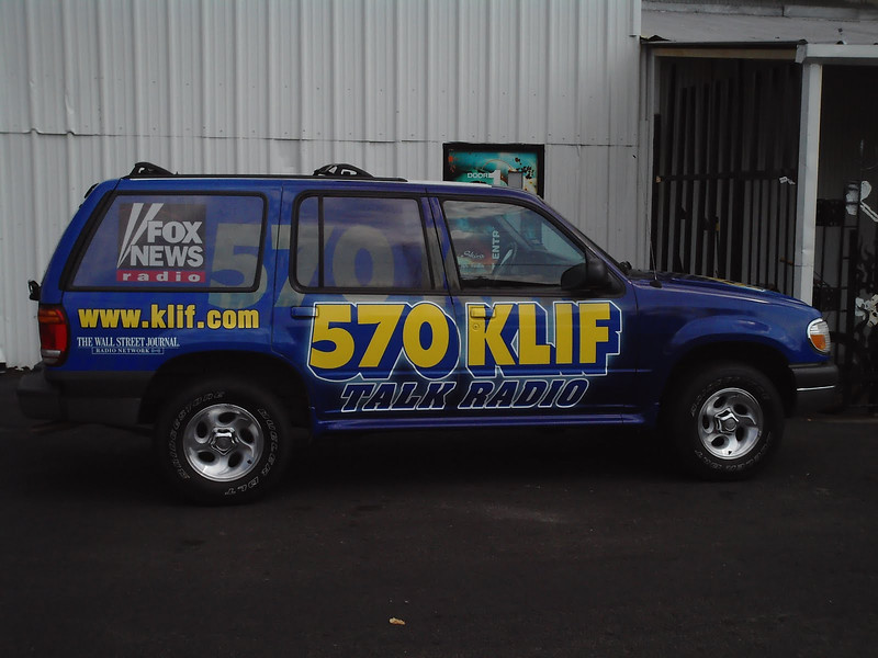 SkinzWraps Car Wraps 570 KLIF