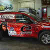 SkinzWraps Car Wraps Dish Nation