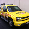 SkinzWraps Car Wraps Dickey's Barbecue