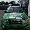 Ford SUV Wrap, Dallas, TX