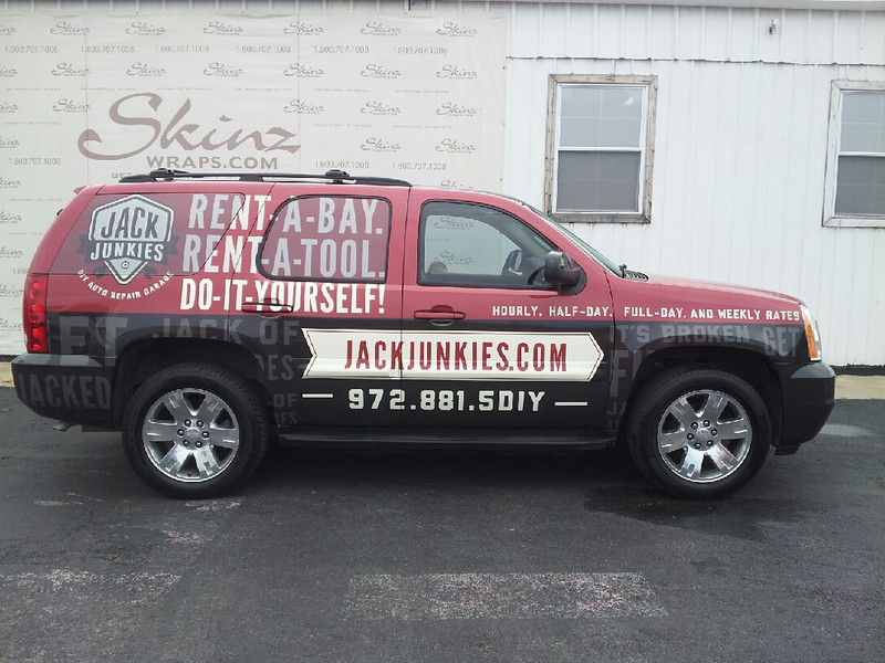 SkinzWraps Car Wraps