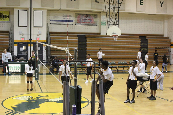 SV Boys Volleyball vs. Wooton HS 3-31-2017