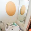 Master Bath - mirror missing