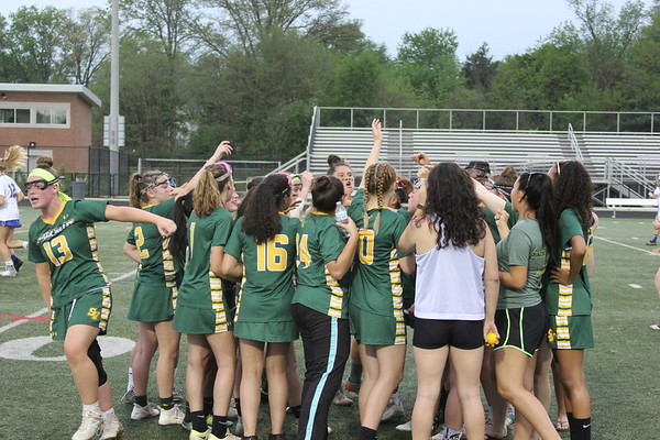 SV Girls and Boys Lacrosse Senior night 5-4-2018