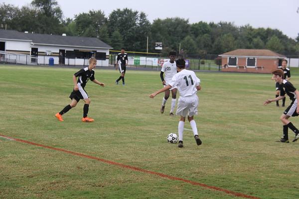 SV JV Soccer vs.Poolesville HS  9-22-2018