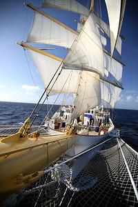 Tall Ship Royal Clipper, Caribbean Sea
