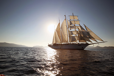 S/V Star Clipper, The Aegean Sea, Kos, Greece