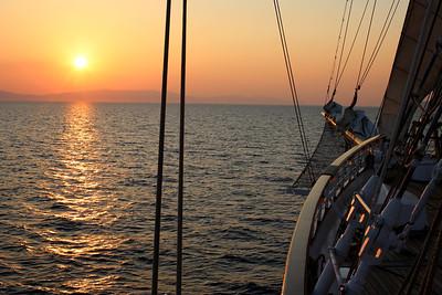S/V Star Clipper, The Aegean Sea