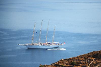 S/V Star Clipper, Patmos, Greece