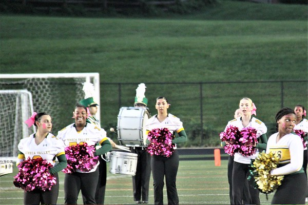 SV Varsity Football Homecoming game vs. Magruder HS 10-5-2018