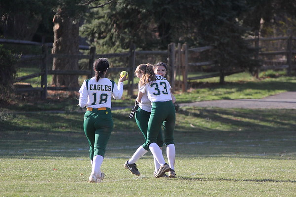 SV varsity Softball vs. Kennedy HS 4-4-2018