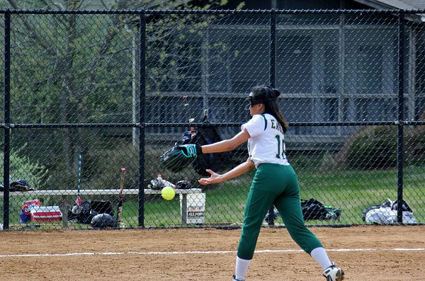 SV vs. Magruger HS Varsity Softball 4-23-2018