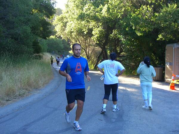Week 11 Training Run