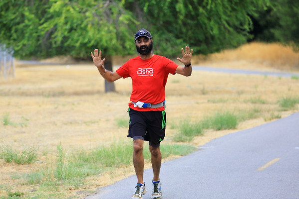 Hellyer Trail Run 8/29