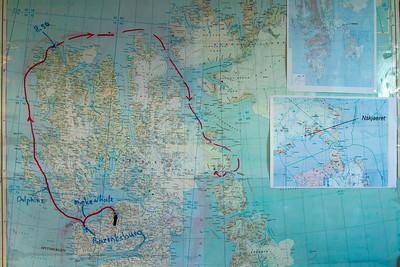 023 Journey map © David Bickerstaff