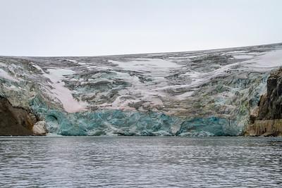 037 Lomfjorden Svalbad © David Bickerstaff