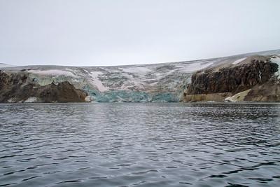 038 Lomfjorden Svalbad © David Bickerstaff