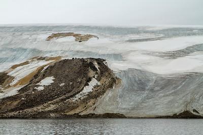036 Lomfjorden Svalbad © David Bickerstaff