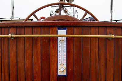 014 Norderlicht temperature gauge © David Bickerstaff