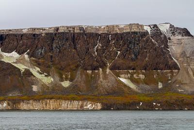 034 Lomfjorden Svalbad © David Bickerstaff