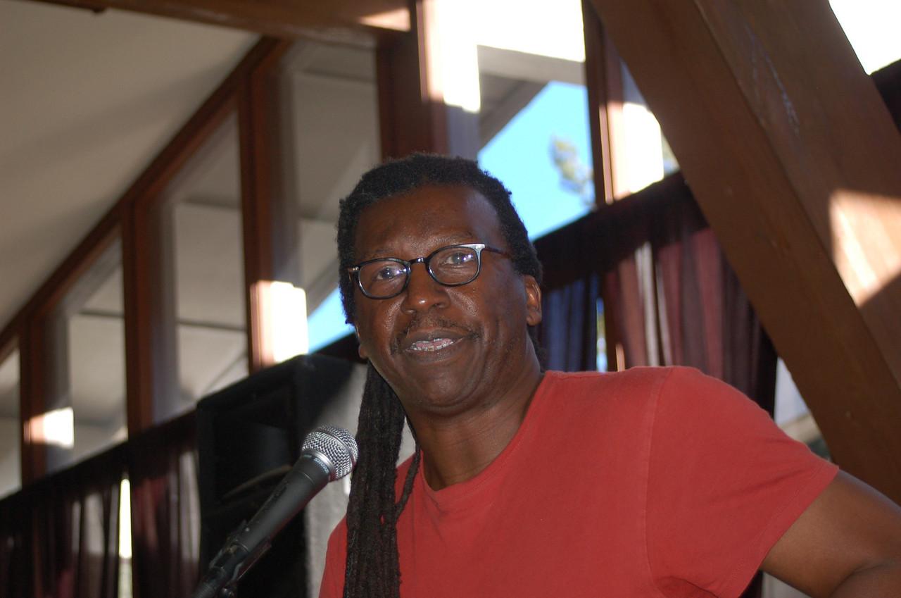 Poetry Program Cornelius Eady