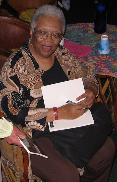 Poetry Program 2005<br /> Lucille Clifton