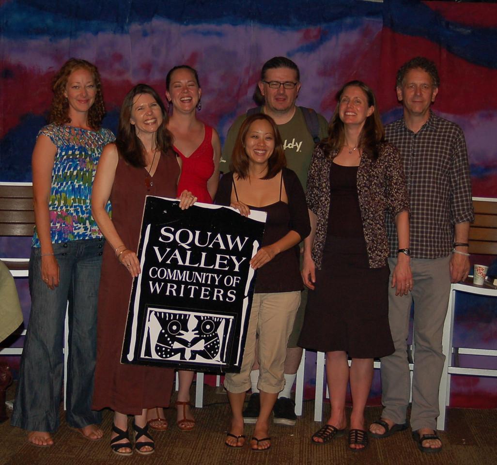 Writers Workshops 2012 Published Alumni Reading Series