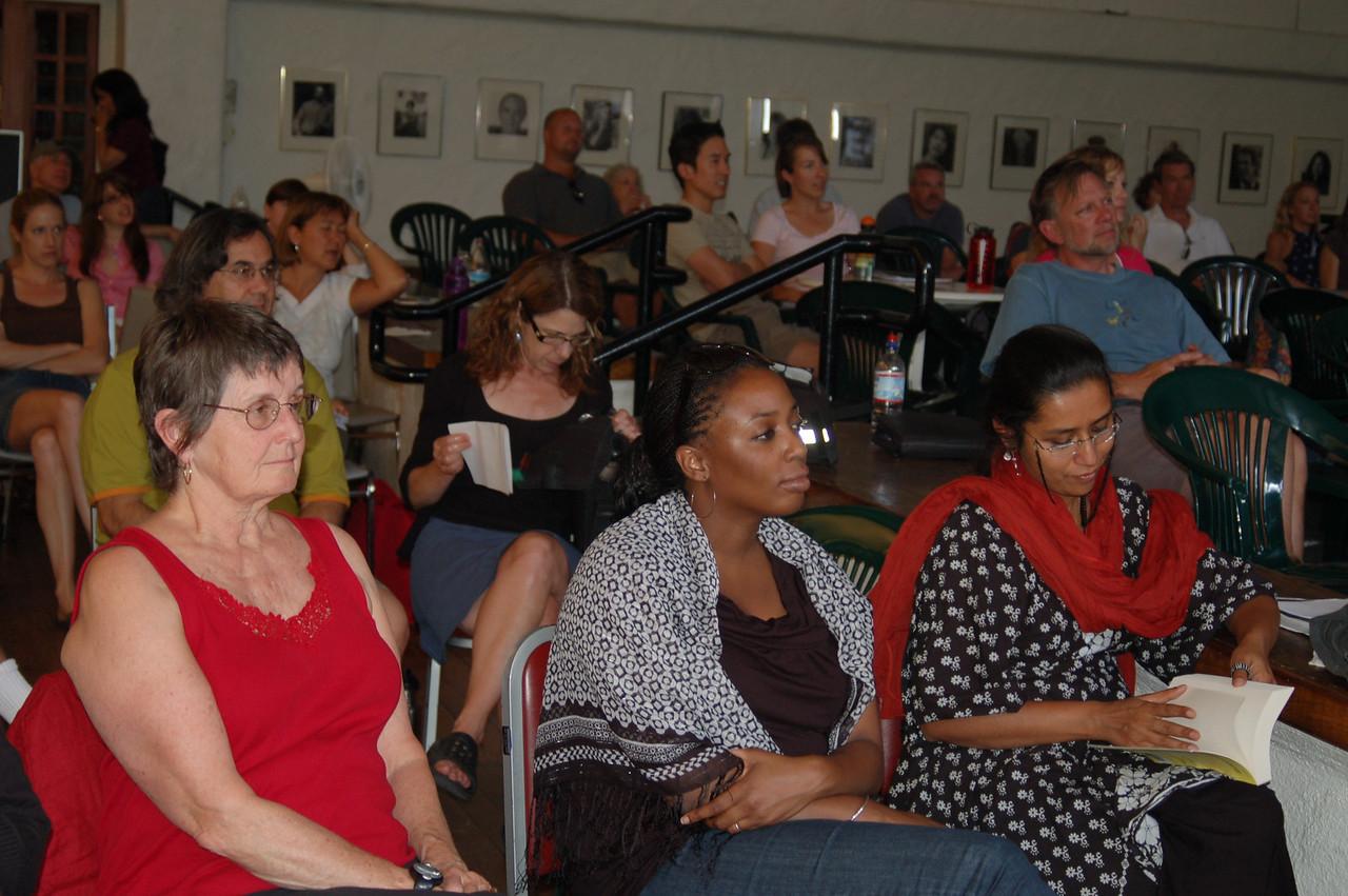 Writers Workshops 2008