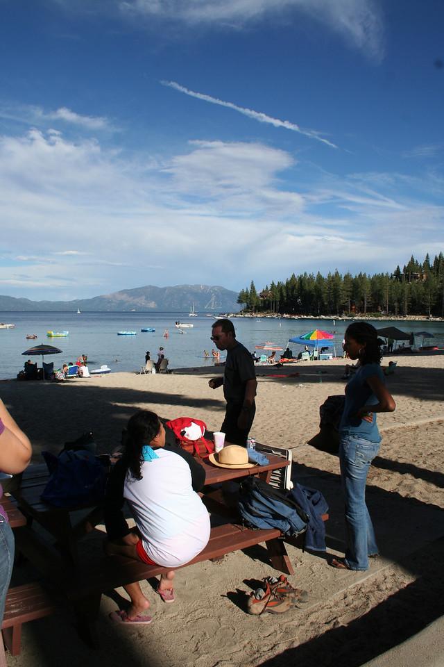 Poetry Program Lake Tahoe BBQ