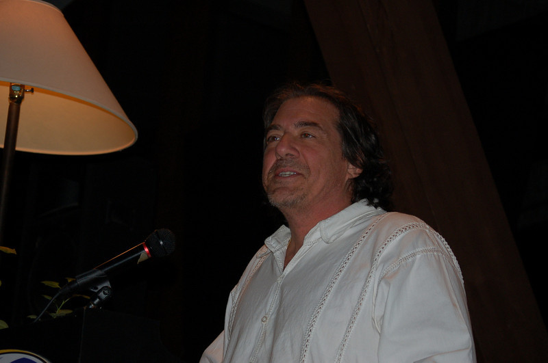 Writers Workshop - 2009<br /> Dagoberto Gilb