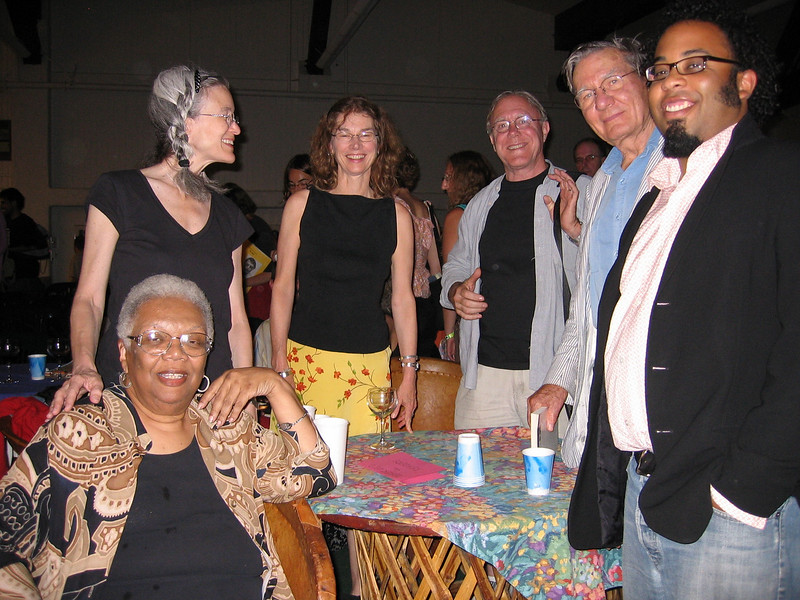 Poetry Program 2005<br /> Lucille Clifton, Sharon Olds, Brenda Hillman, Robert Hass, Galway Kinnell and Kevin Young