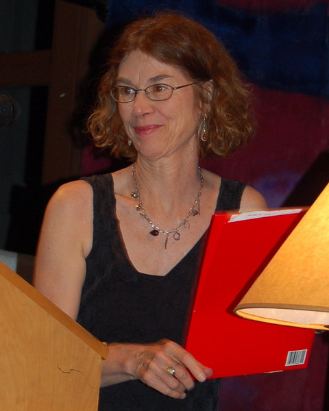 Poetry Program 2009<br /> Brenda Hillman
