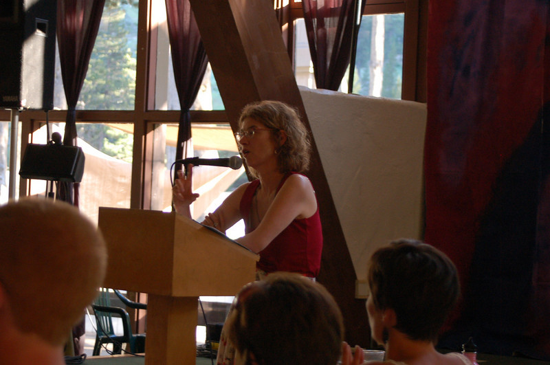 Poetry Program<br /> Brenda HIllman Craft Talk