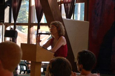 Poetry Program Brenda HIllman Craft Talk