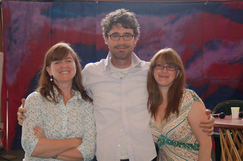 Writers Workshop - 2008<br /> Reagan Arthur, Joshua Ferris, Julie Barer