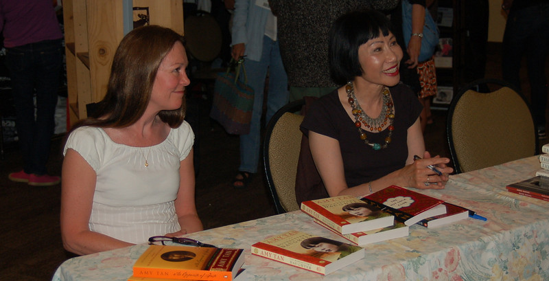 Writers Workshops 2012<br /> Varley O'Connor & Amy Tan