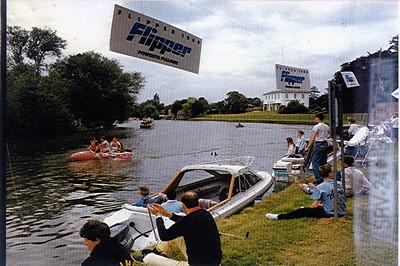 Raft Race 89