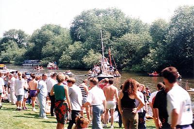 Raft Race 92