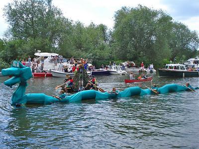 Raft race 10