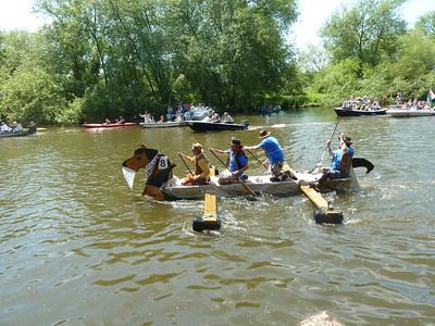 Raft Race 13