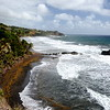 Black Sand Beach, Windward Coast, St. Vincent.