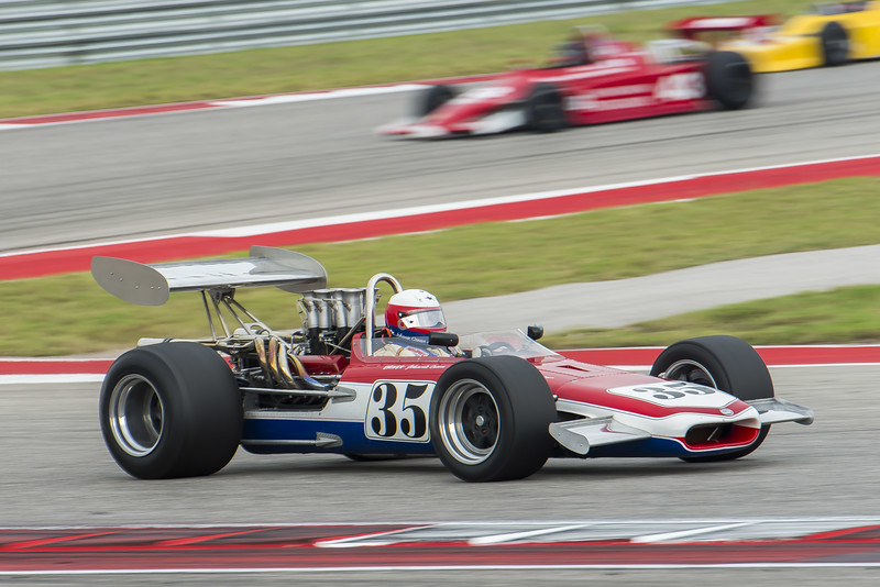 1969 Eagle F5000 - Driver: Johnnie Crean